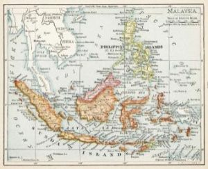 Der Atlas der Philippinen (1900): Kolonialatlas oder Nationalatlas?