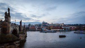 Besuch der Bibliothek des Klosters Strahov in Prag